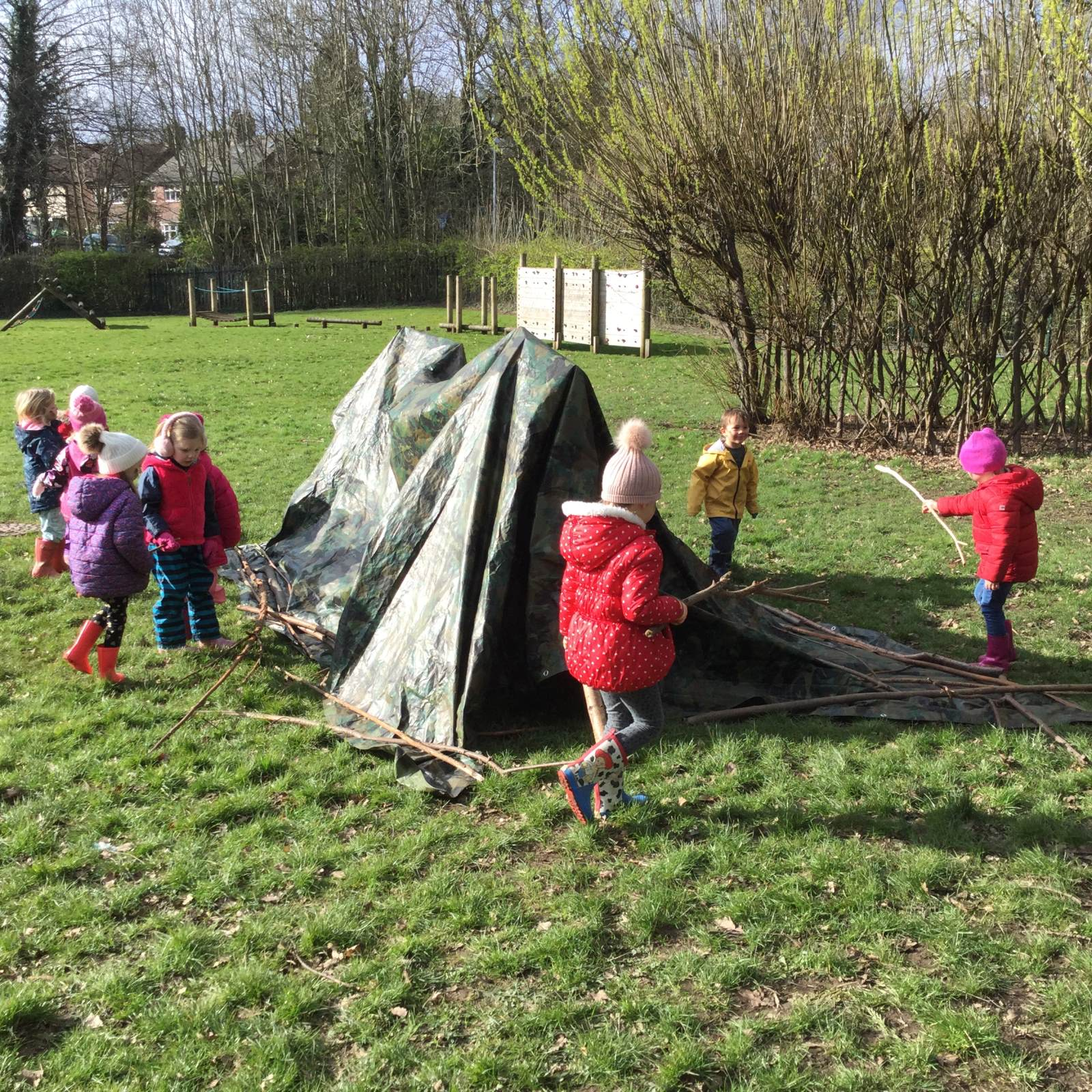 Life at Brockwell Nursery & Infant School